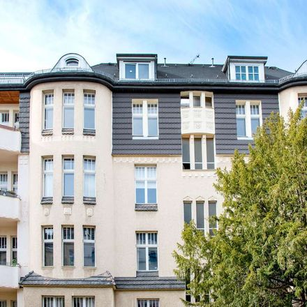 Rent this 1 bed apartment on Liliencronstraße 9 in 12167 Berlin, Germany