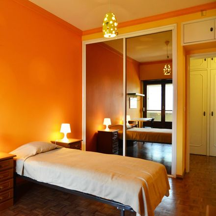 Rent this 3 bed room on Little Big Apple in Rua Professor Mira Fernandes Lote 10A, 1900-381 Lisbon