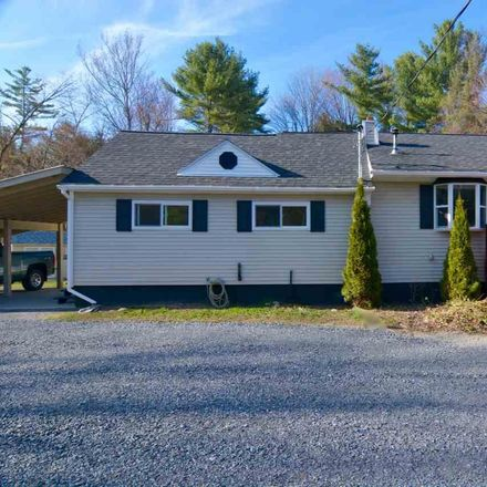 Rent this 3 bed house on 205 North Greenfield Road in Porter Corners, NY 12859