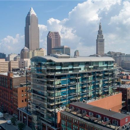 Rent this 2 bed condo on Pinnacle in 701 West Lakeside Avenue, Cleveland