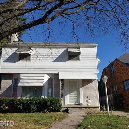 Rent this 3 bed house on 16610 Stout Street in Detroit, MI 48219