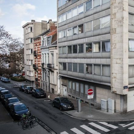 Rent this 1 bed apartment on Rue de la Victoire - Overwinningsstraat 192C in 1060 Saint-Gilles - Sint-Gillis, Belgium