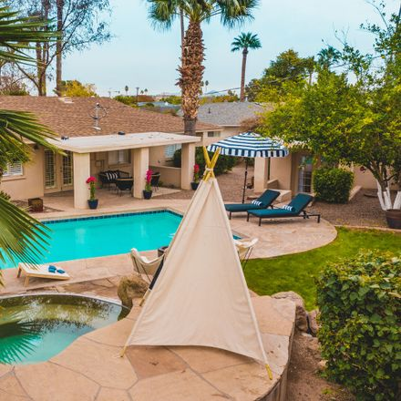 Rent this 5 bed house on 6544 East Calle Redondo in Scottsdale, AZ 85251