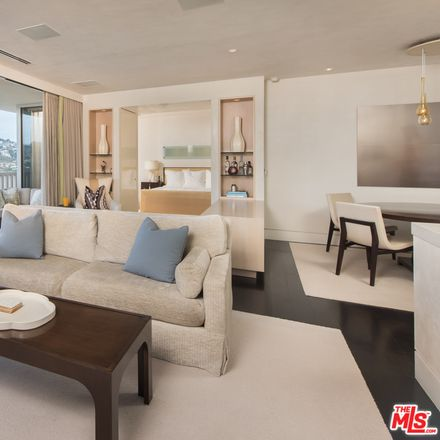 Rent this 1 bed condo on Sierra Towers in 9255 Doheny Road, Beverly Hills