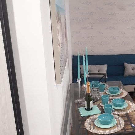 Rent this 1 bed apartment on Αγίου Μελετίου 7 in Αθήνα 113 61, Ελλάδα