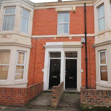 Rent this 3 bed apartment on Hazelwood Avenue in Newcastle upon Tyne NE2 3HU, United Kingdom