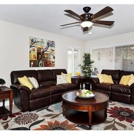 Rent this 3 bed townhouse on 9643 Pettswood Drive in Huntington Beach, CA 92646