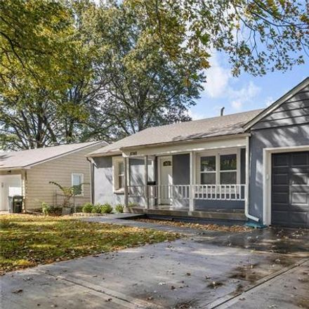 Rent this 2 bed house on 8748 Daniel Boone Road in Kansas City, MO 64114