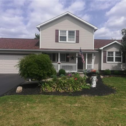 Rent this 3 bed apartment on 114 Delaina Rose Circle in Brockport, Clarkson