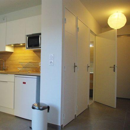 Rent this 1 bed apartment on 46 Quai Paul Sédallian in 69009 Lyon 9e Arrondissement, France