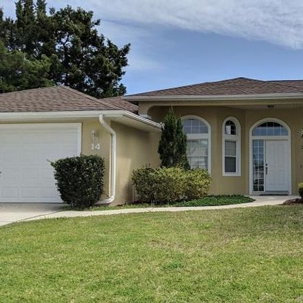 Rent this 3 bed apartment on 14 Coleridge Court in Palm Coast, FL 32137