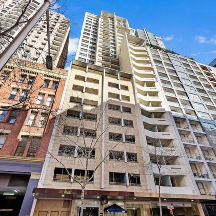 Rent this 1 bed apartment on 17/361 Kent Street