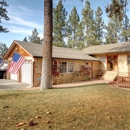 Rent this 3 bed house on Turlock Dr in Big Bear City, CA