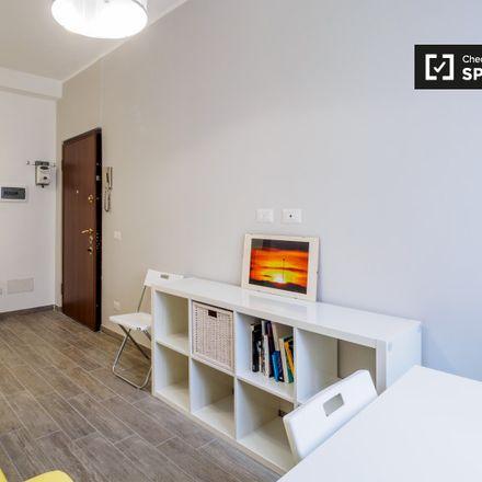 Rent this 1 bed apartment on Ex Om - Morivione in Via Morivione, 20141 Milan Milan