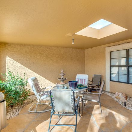 Rent this 3 bed house on 1425 Leisure World in Mesa, AZ