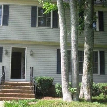 Rent this 4 bed house on 104 Kent Taylor Drive in Tabb, VA 23693
