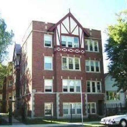 Rent this 1 bed condo on 2922-2924 North Sacramento Avenue in Chicago, IL 60618
