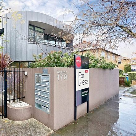 Rent this 1 bed apartment on 9/179 Riversdale Road