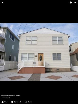 Rent this 2 bed apartment on 202 8th Street North in Brigantine, NJ 08203