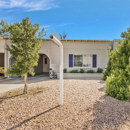 Rent this 2 bed townhouse on 7821 East Coolidge Street in Scottsdale, AZ 85251