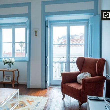 Rent this 1 bed apartment on Casa da Tia Helena in Rua Castelo Picão 55-57, 1100-126 Lisbon