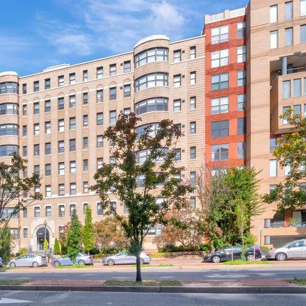 Rent this 1 bed condo on 2515 K Street Northwest in Washington, DC 20566