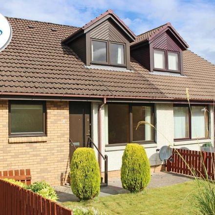 Rent this 2 bed house on Towerhill Gardens in Inverness IV2 5FR, United Kingdom