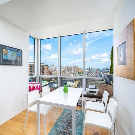 Rent this 2 bed loft on Marin Blvd in Jersey City, NJ