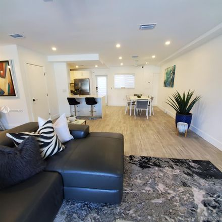 Rent this 3 bed townhouse on 7406 Gary Avenue in Miami Beach, FL 33141