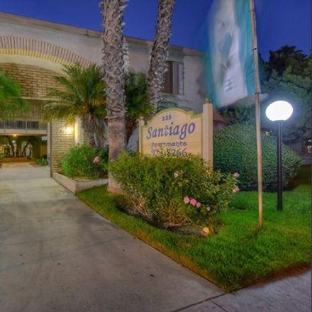 Rent this 2 bed apartment on East Bristol Lane in Orange, CA 92865