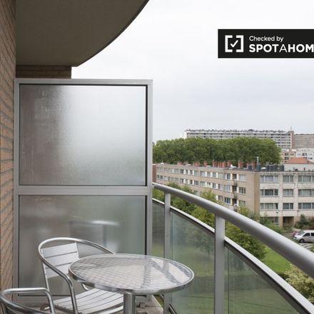 Rent this 0 bed apartment on Avenue des Anciens Combattants - Oud-Strijderslaan 84 in 1140 Evere, Belgium