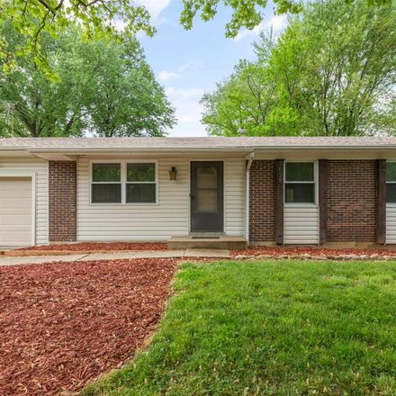 Rent this 3 bed house on 3628 St Alban Drive in Saint Charles County, MO 63301