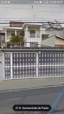 Rent this 1 bed house on São Paulo in Jardim Brasilândia, SP