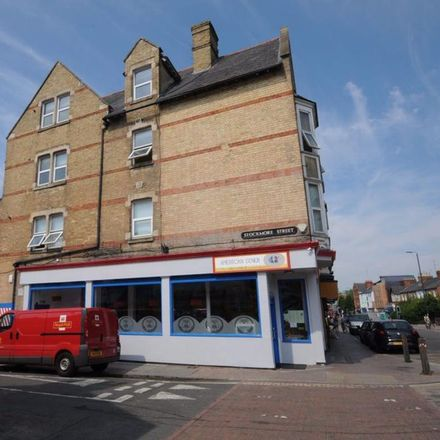 Rent this 3 bed apartment on The Old Music Hall in 106-108 Cowley Road, Oxford OX4 1JE