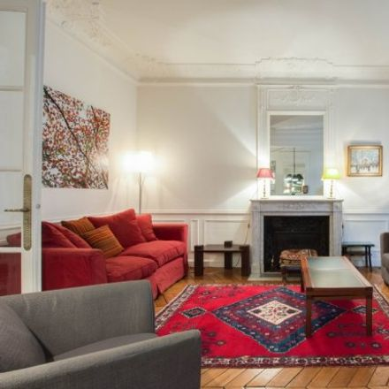 Rent this 3 bed apartment on 2 Square Raynouard in 75016 Paris, France