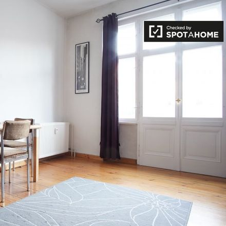 Rent this 1 bed apartment on Donaustraße 100 in 12043 Berlin, Germany