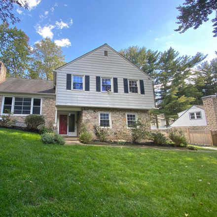 Rent this 4 bed house on Ellis Road in Haverford Township, PA 19083