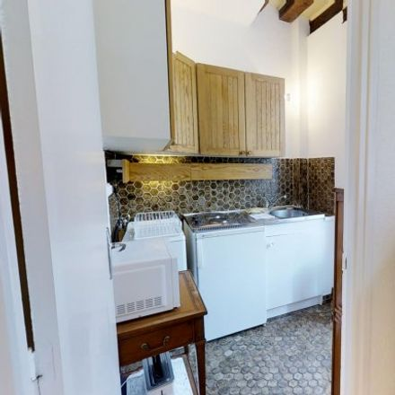 Rent this 1 bed apartment on 22 Rue Saint-Placide in 75006 Paris, France