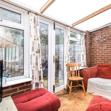 Rent this 5 bed room on Harcourt Terrace in Oxford OX3 7PL, United Kingdom