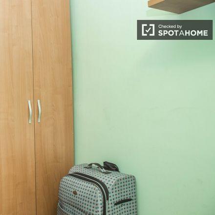 Rent this 1 bed apartment on Carrer de la Diputació in 53, 08015 Barcelona