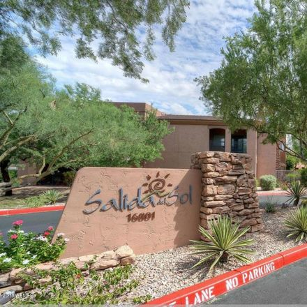 Rent this 3 bed apartment on North 94th Street in Scottsdale, AZ 85060