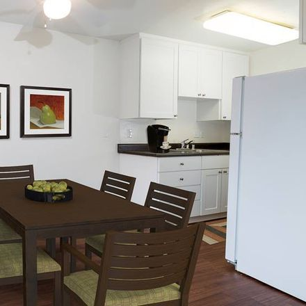 Rent this 1 bed apartment on Edith Landels Elementary School in Lavender Drive, Mountain View