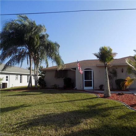 Rent this 3 bed house on 610 Southeast 16th Terrace in Cape Coral, FL 33990