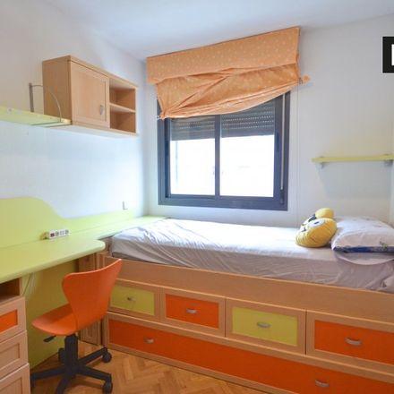 Rent this 3 bed apartment on Calle de la Ladera de los Almendros in 18 C, 28032 Madrid