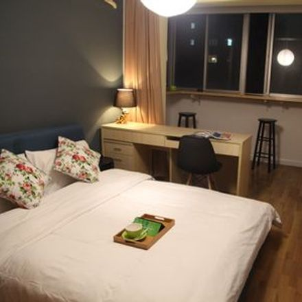 Rent this 1 bed room on Huangpu in Baxianqiao, SHANGHAI