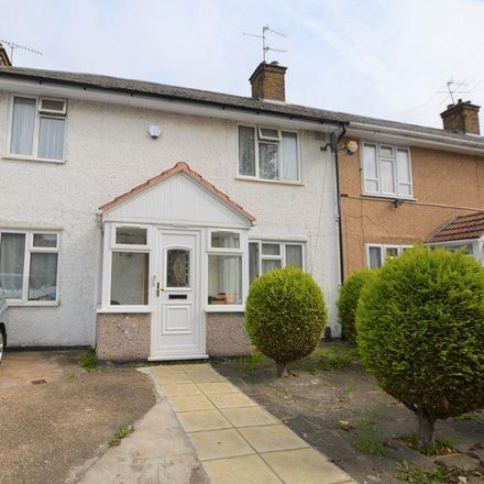 Rent this 3 bed house on Glebe Road in London UB3 2ED, United Kingdom