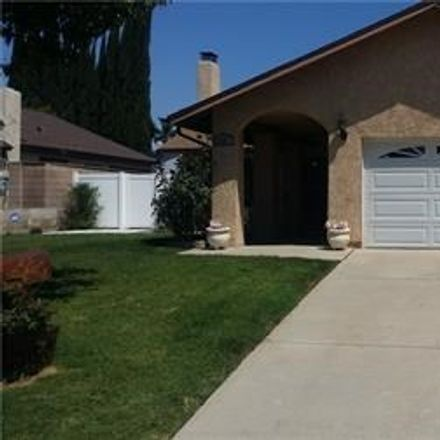 Rent this 3 bed house on 12687 Verdugo Avenue in Chino, CA 91710