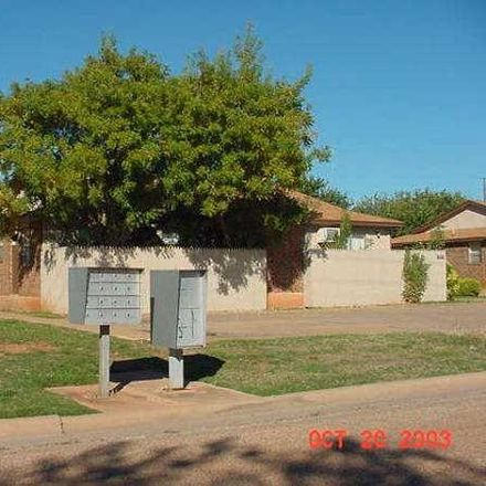 Rent this 1 bed apartment on 626 North Jefferson Street in Abilene, TX 79603