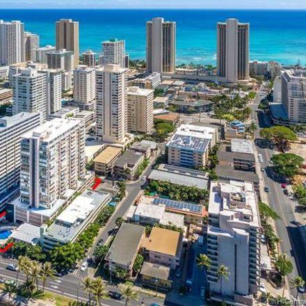 Rent this 2 bed condo on Waikiki Skyliner in 2415 Ala Wai Boulevard, Honolulu
