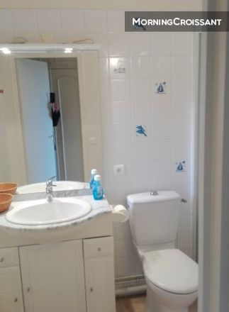 Rent this 1 bed apartment on 2 Avenue d'Eltville in 41400 Montrichard, France